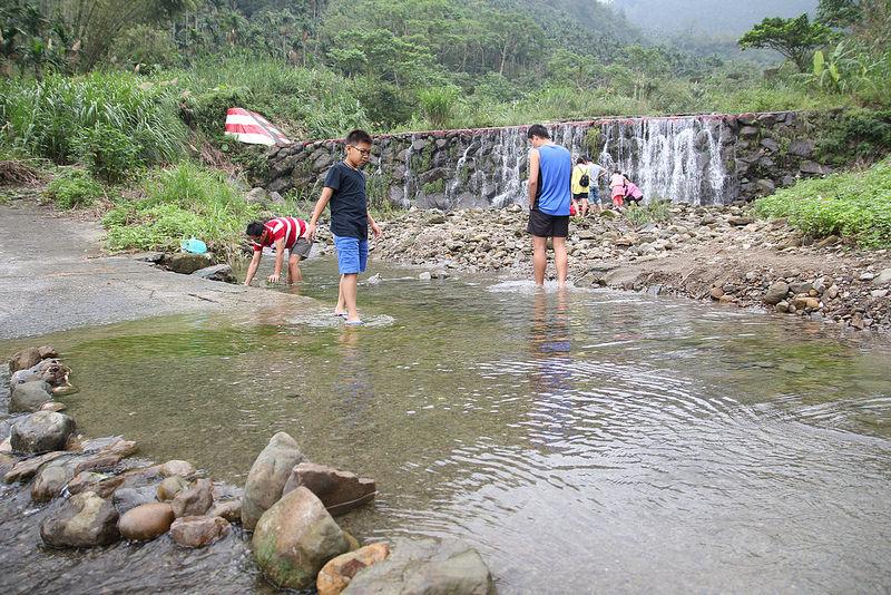 雲林景點-古坑華山小天梯‧情人橋 (4)