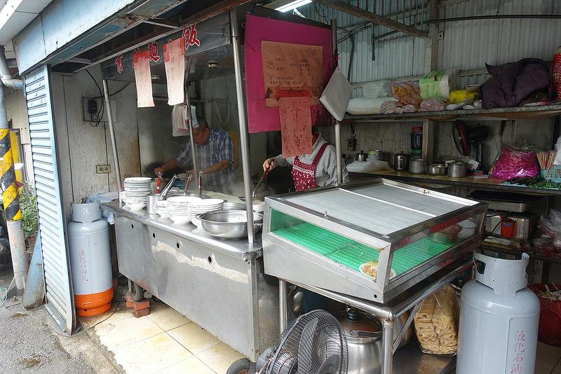 彰化員林-大慶商工旁無名素食麵 (3)