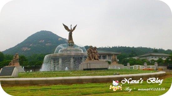 【韓國四天三夜旅遊景點】Day1.南韓總統府青瓦台。石鍋拌飯