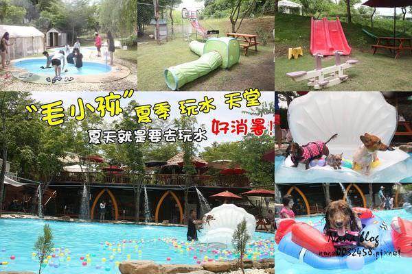 台南寵物游泳池 森 • 呼吸 Jorona Park  (1).jpg