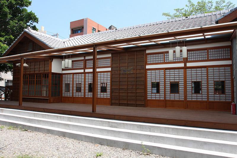 清水公學校日式宿舍群 (13)