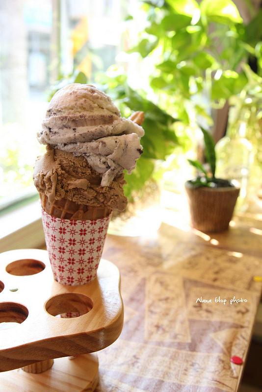 溪湖美食-薇諾娜手工冰淇淋 (11)