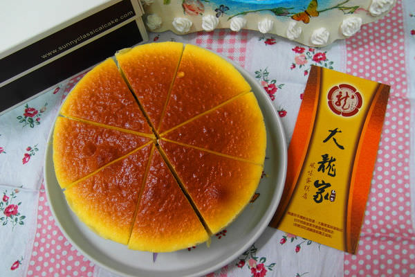 ★食★網路人氣甜點美食。大龍家京都迷戀重乳酪蛋糕