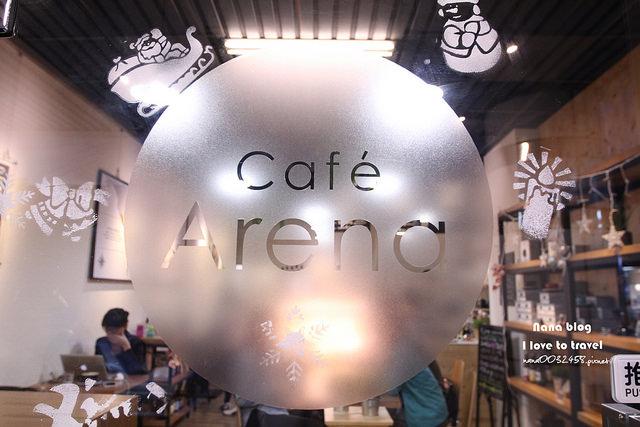 南投草屯咖啡店-美食-Cafe' Arena (4)