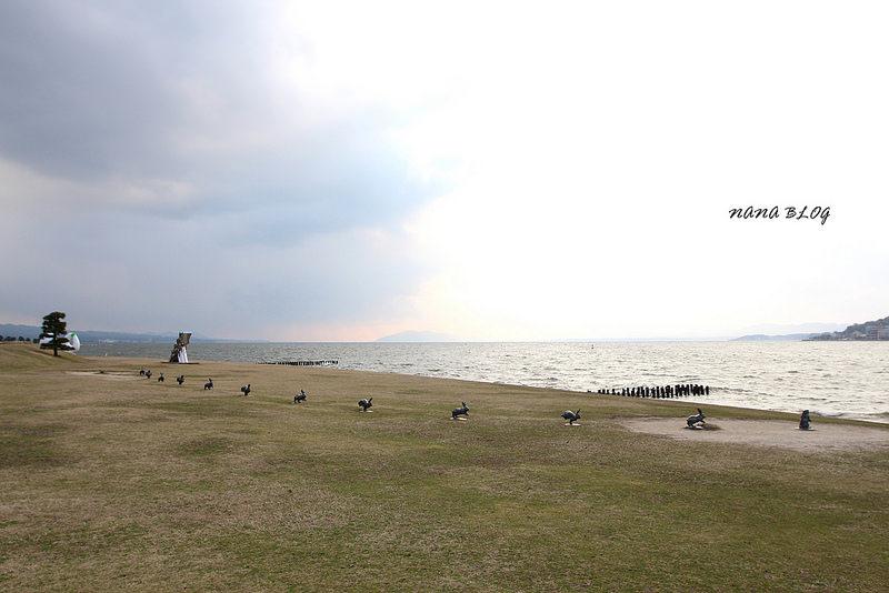 日本島根景點-縣立美術館 (9)