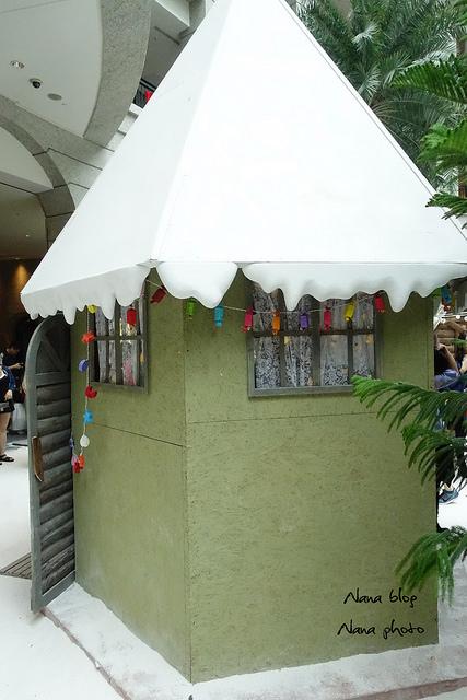 台北BELLAVITA貴婦百貨聖誕節活動 (17)
