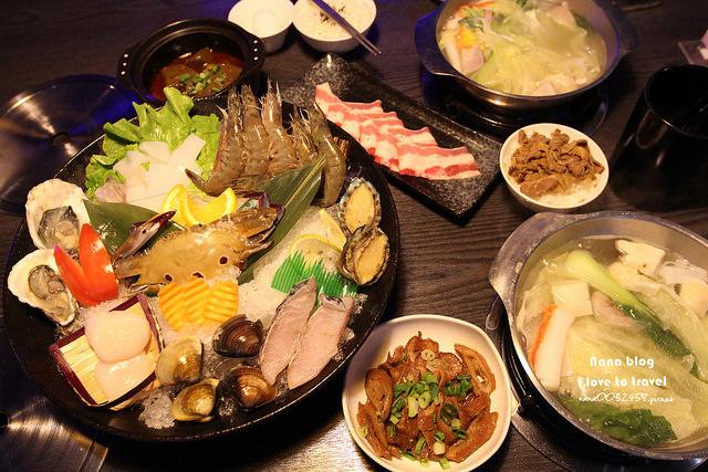 【員林火鍋餐廳】海盜王鍋物。漁港現撈!深海藍鑽海鮮鍋+港式海鮮鮑魚粥(已歇業)