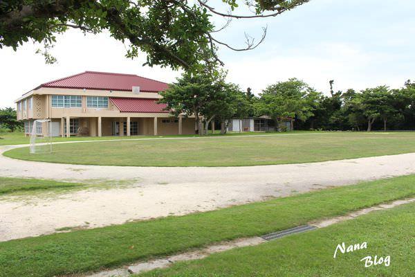 【日本沖繩竹富島】時空停滯的島嶼。純樸樸實的小學校❤竹富町竹富小中学校