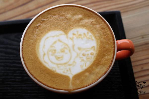 【彰化美食。彰化市】工廠裡居然暗藏藝文氣息的咖啡廳?屬於自己拉花咖啡❤吉米好站